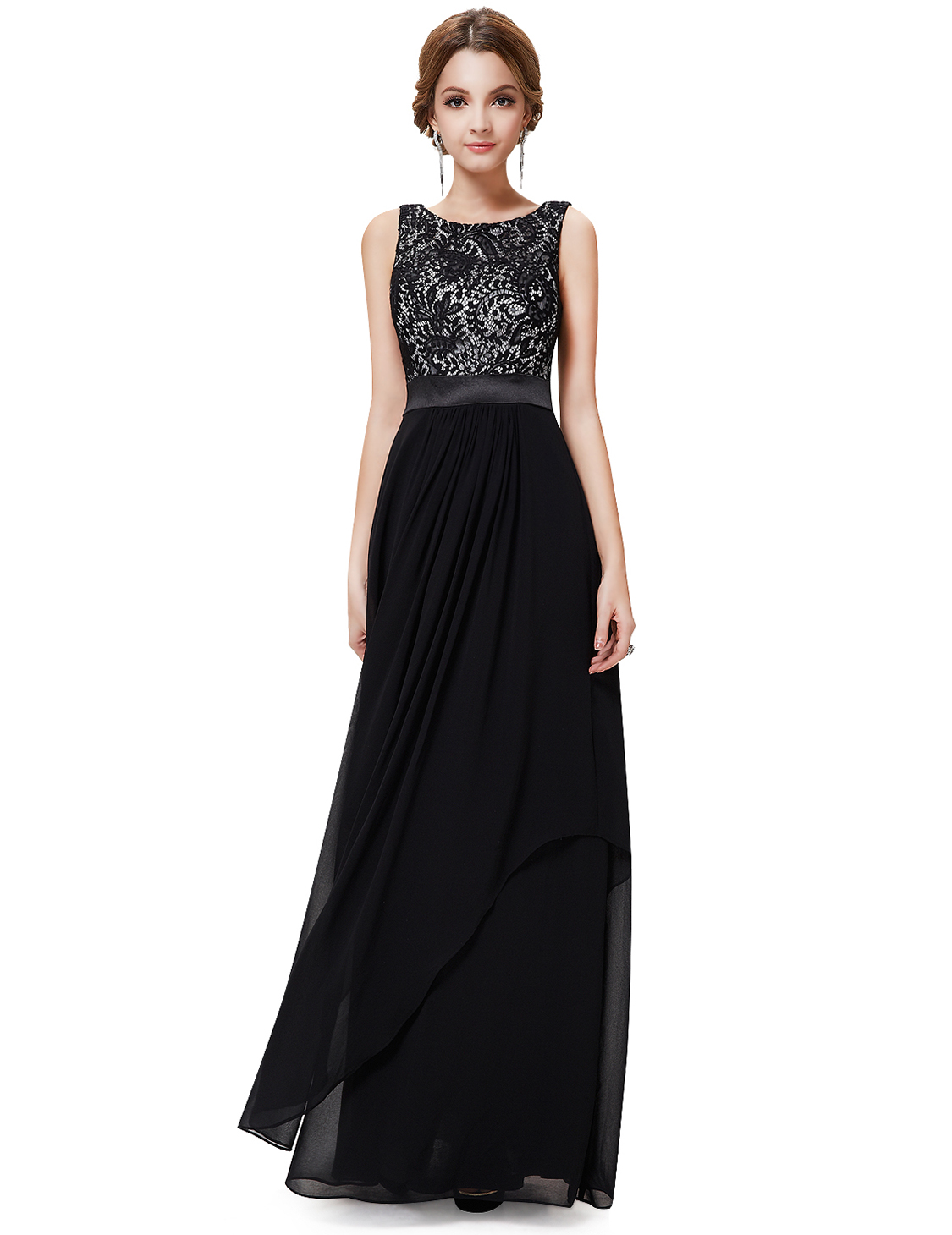 Ever-Pretty New Long Maxi Bridesmaid Party Gown Evening ...
