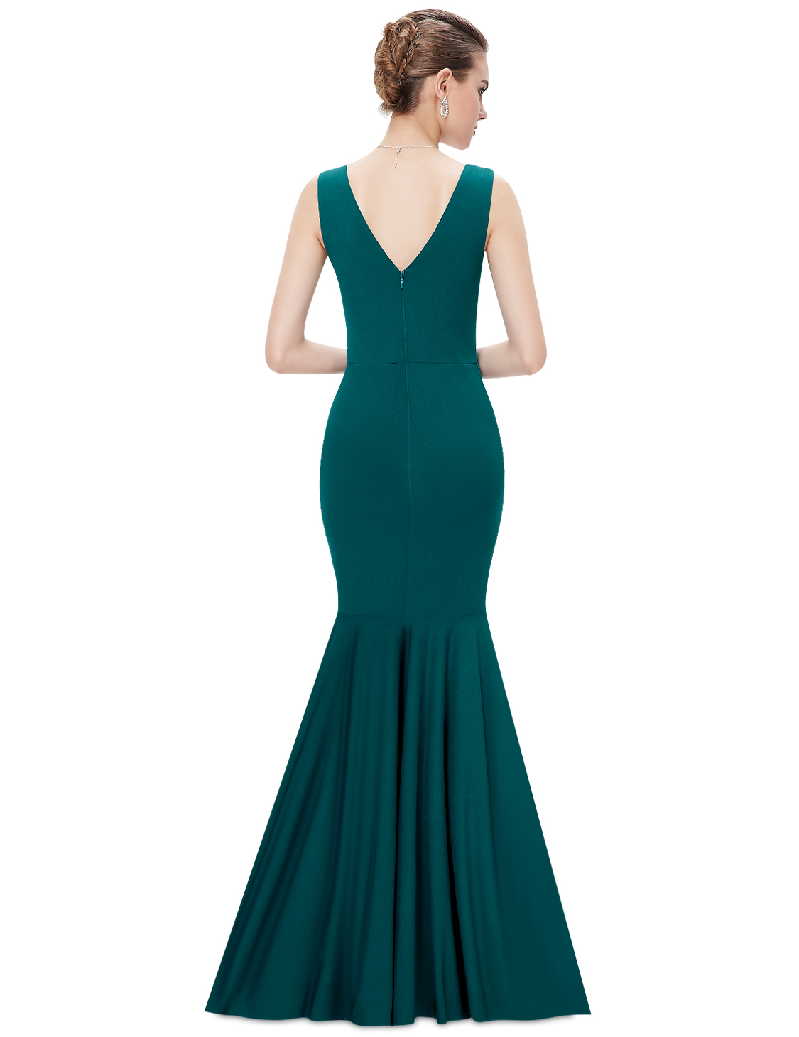 Ever-Pretty Mermaid Formal Prom Party Beauty Pageant Dress Wedding ...