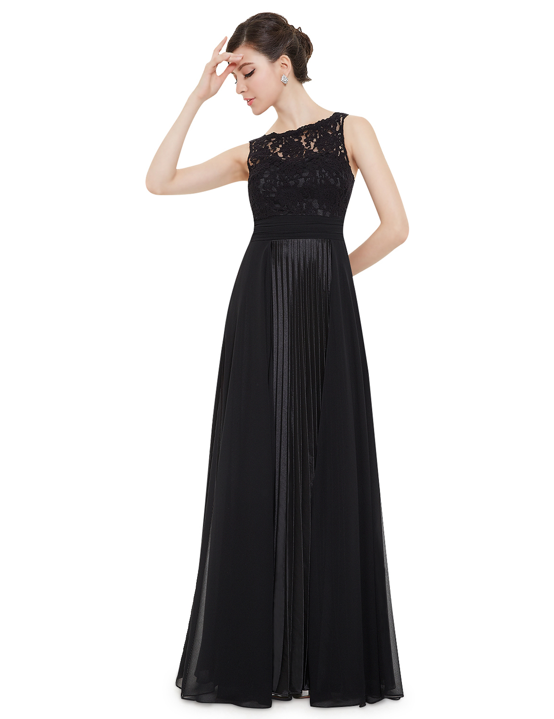 Ever-Pretty Mother of Bride Dresses Long Lace Formal Evening Ball ...