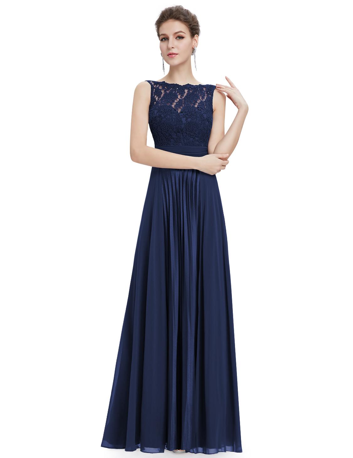 Long formal dresses ebay uk