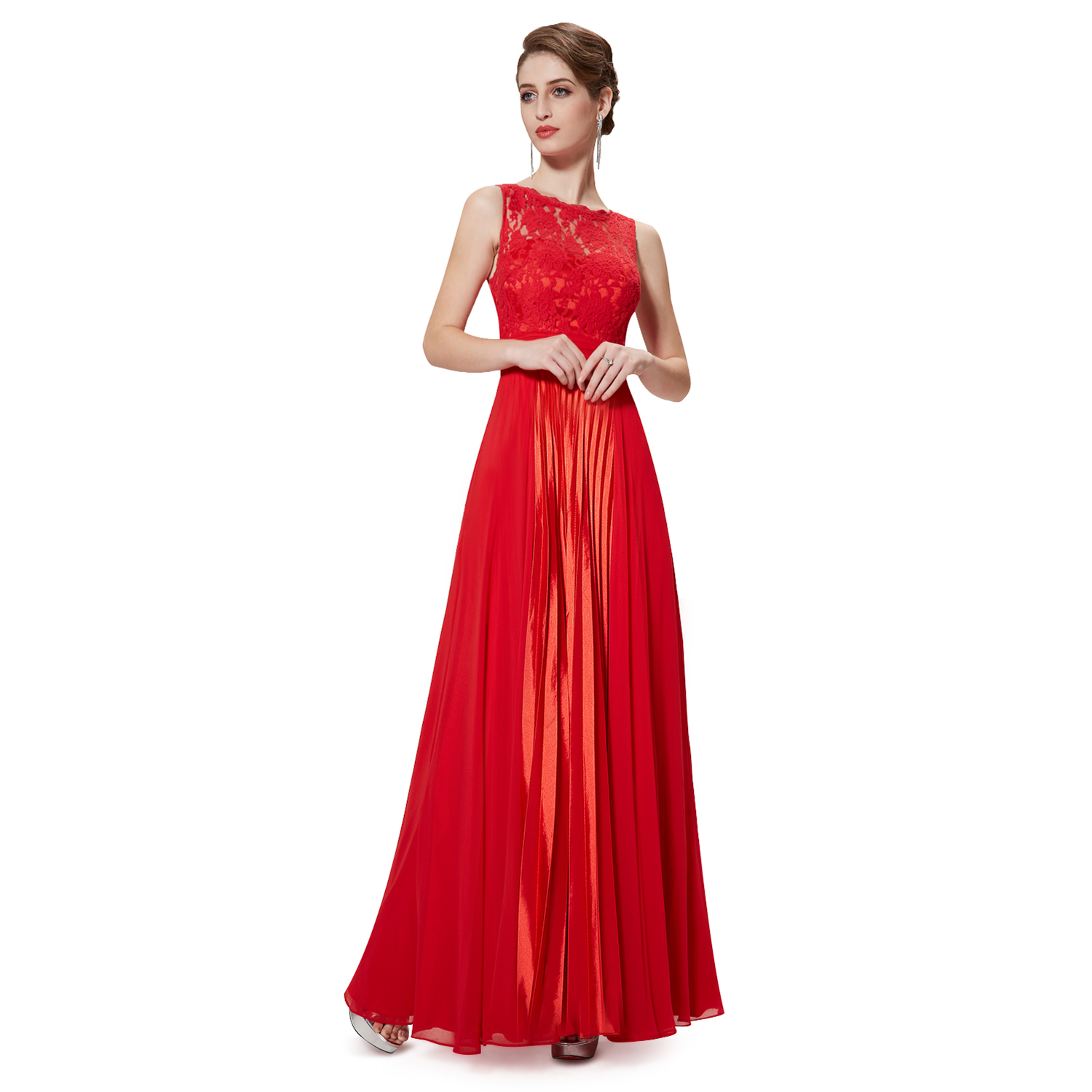 Greek Prom Dresses Uk Inofashionstyle Com: UK Women Lace Formal Long Evening Party Dress Cocktail