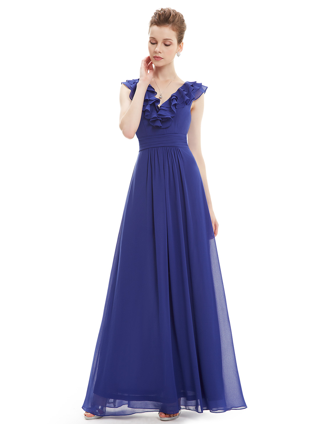 Lady Maxi Long Formal Evening Party Dresses Cocktail Prom Gown 08500 ...