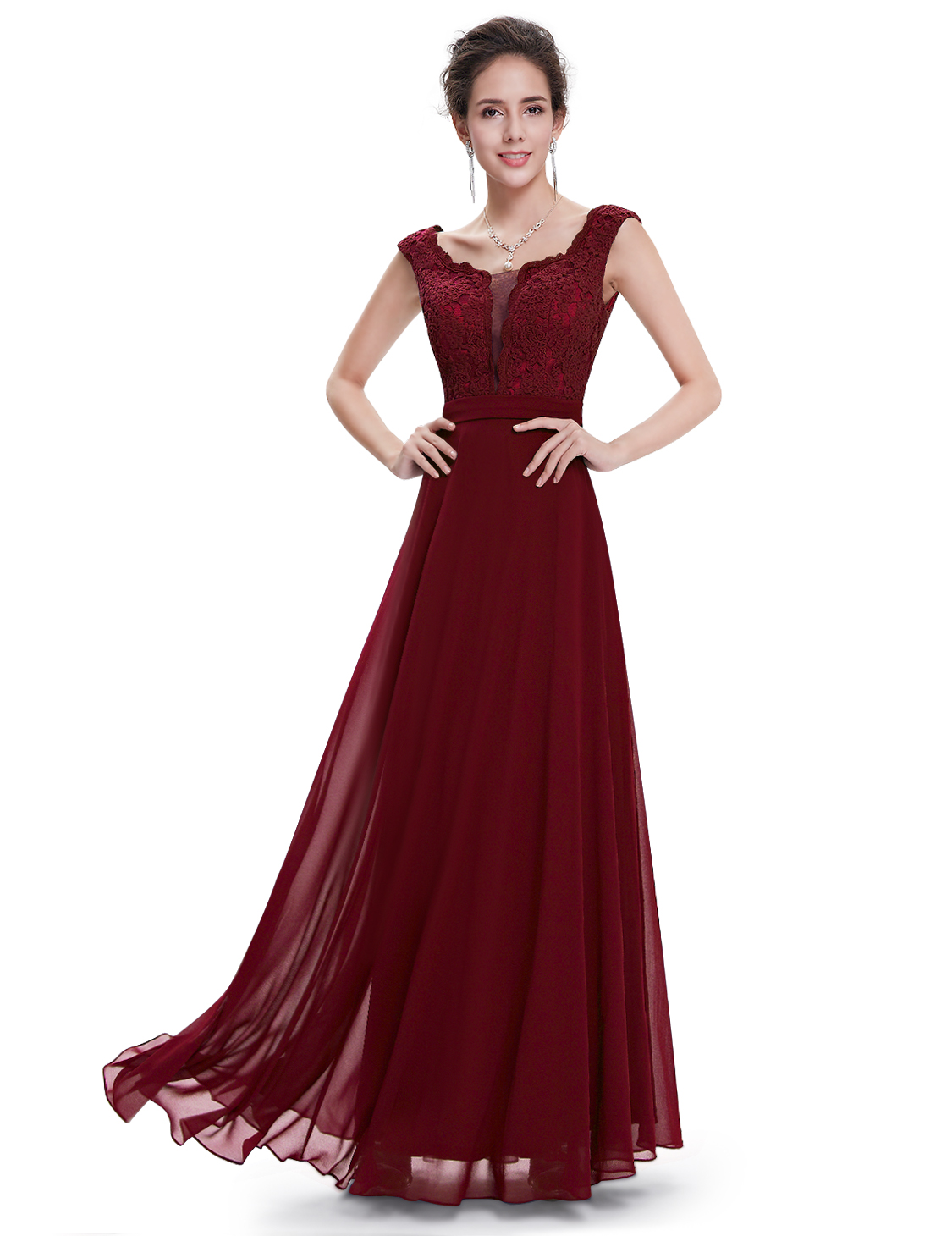 Long v neck chiffon bridesmaid dresses formal party cocktail 08628 long v neck chiffon bridesmaid dresses formal party ombrellifo Gallery