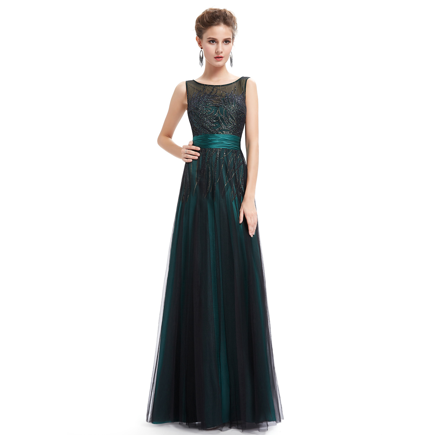 Ever-Pretty Vintage New Party Prom Dresses Formal Wedding Bridesmaid ...