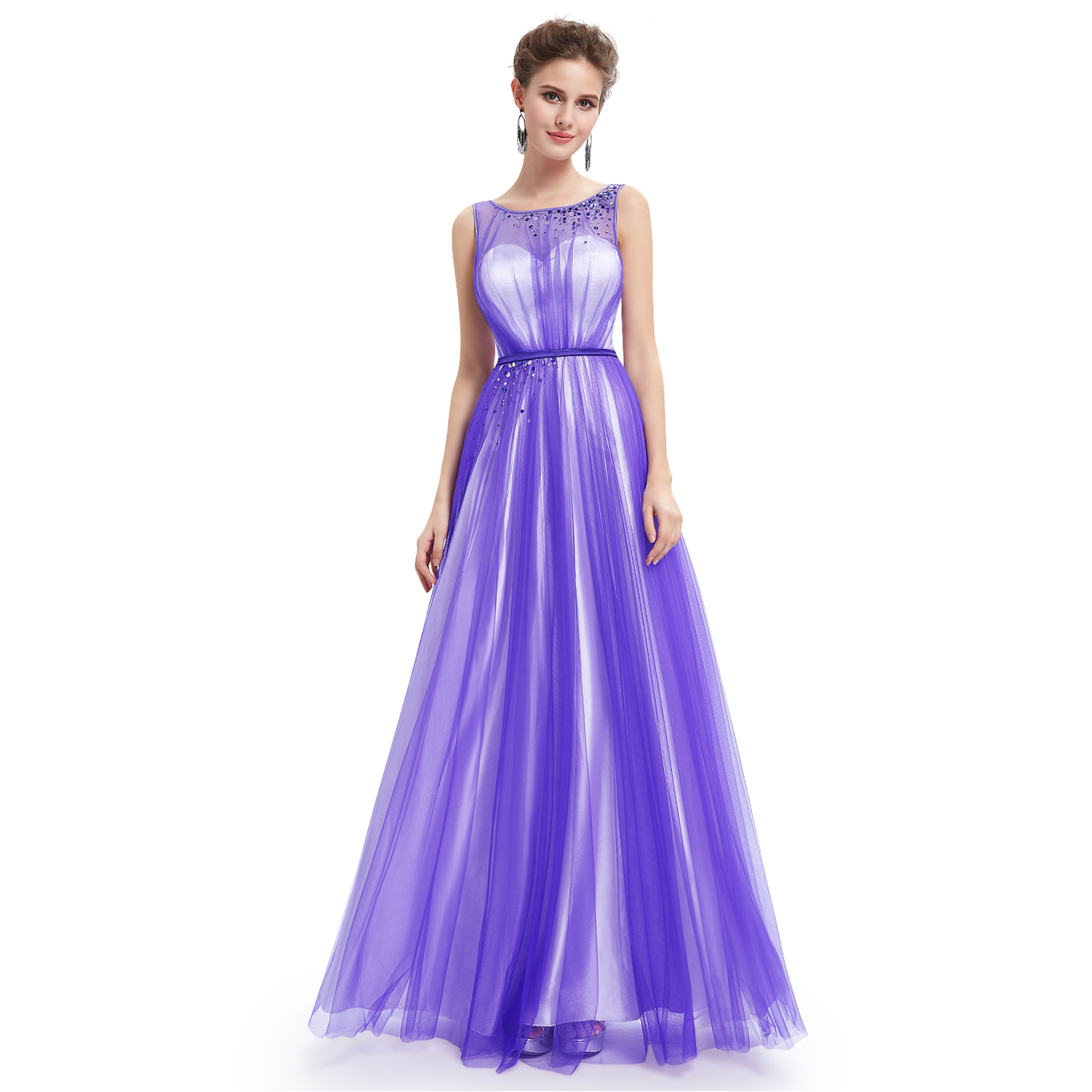 New Long Bridesmaid Dresses Formal Party Prom Dresses Evening Ball ...