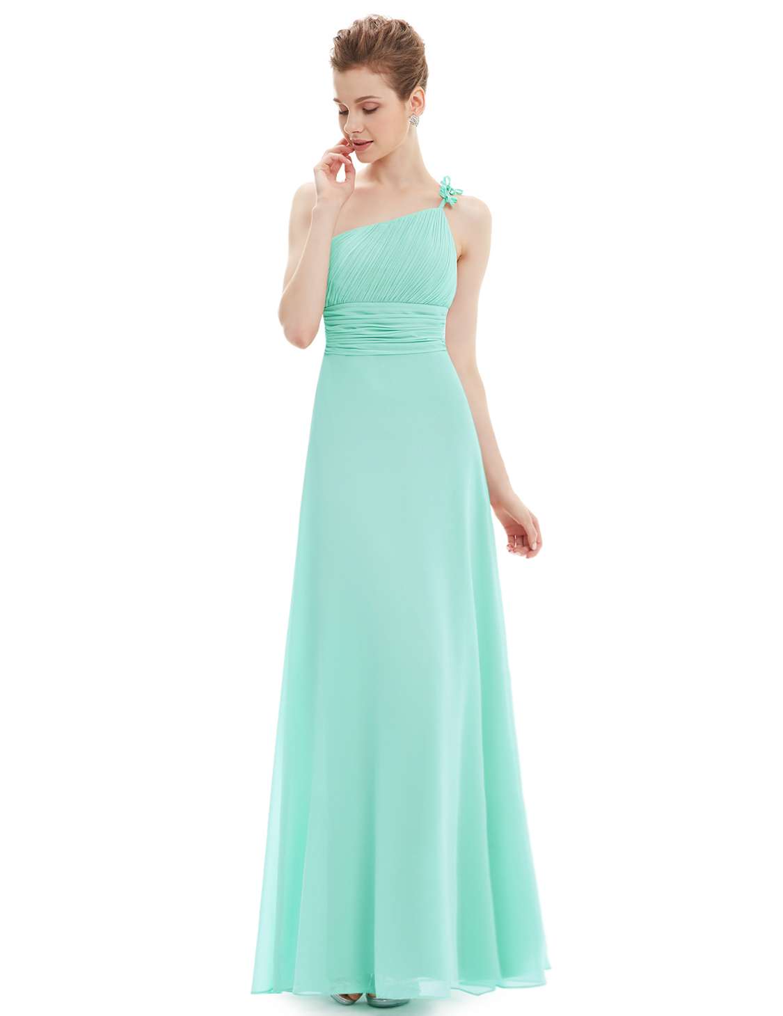 Ever-Pretty Bridesmaid Wedding Formal Party Evening Prom Dress One ...