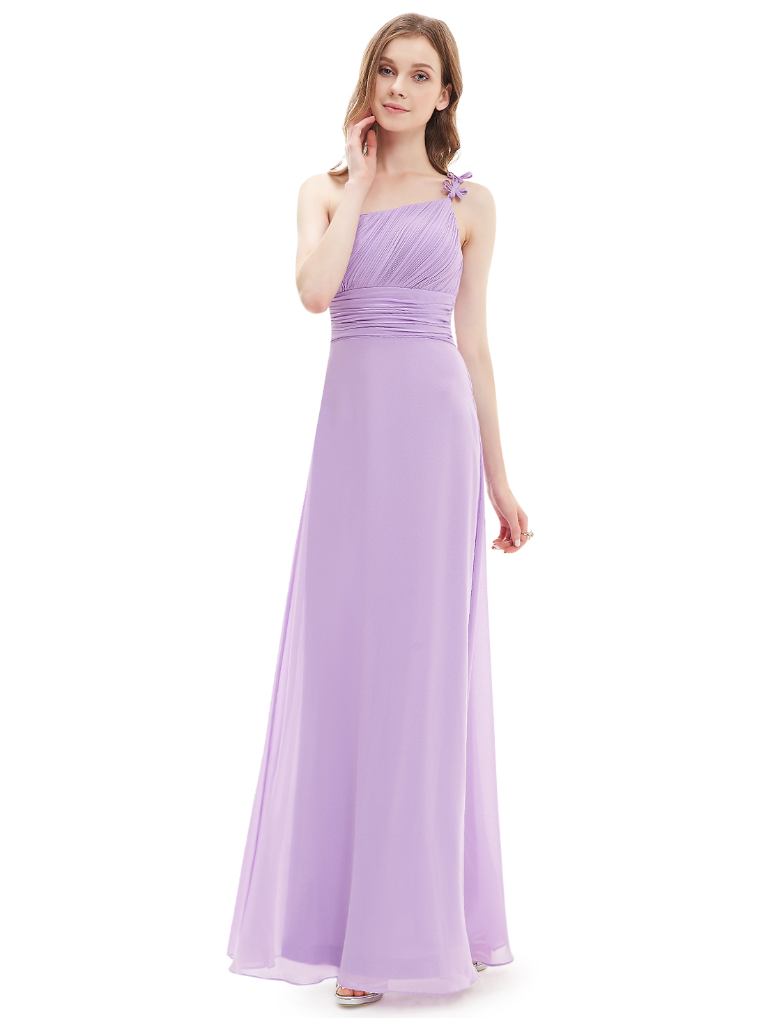 Long One-shoulder Formal Evening Party Dresses Ball Prom Gown 09596 ...
