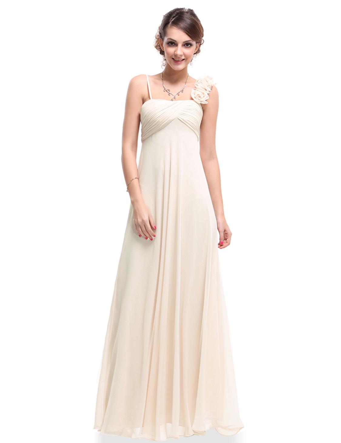 Ever pretty designer wedding gowns mother of bride solid for Amazon designer wedding dresses