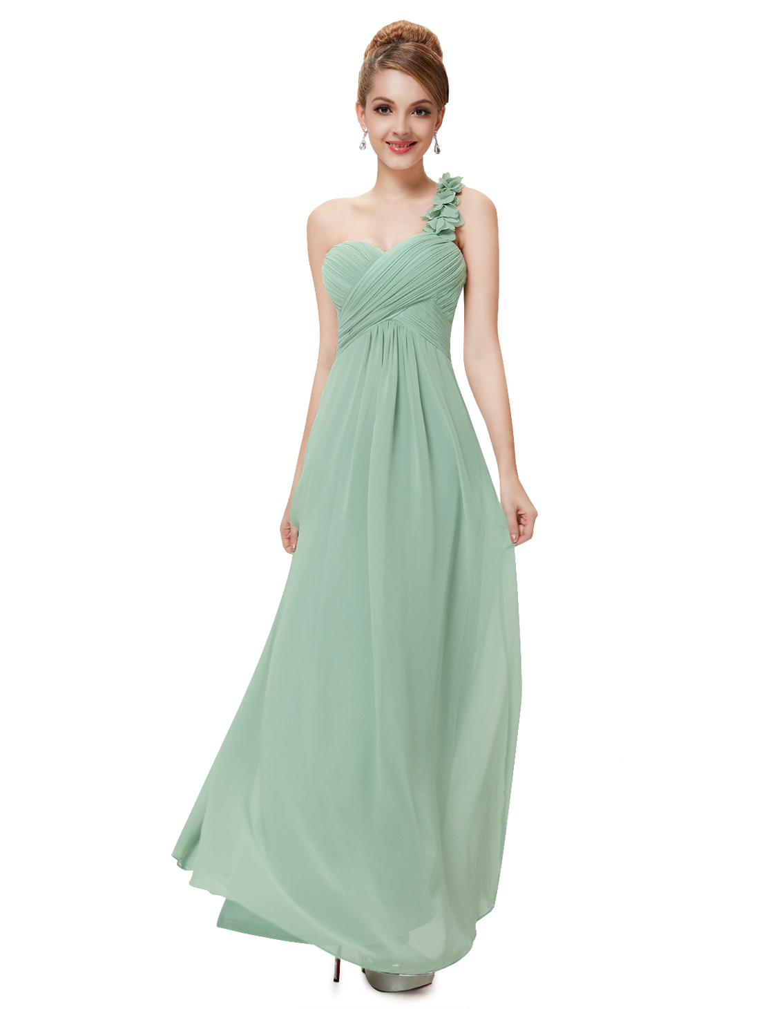 Ever-Pretty Mother of Bride Dresses Long Chiffon Evening Party Ball ...