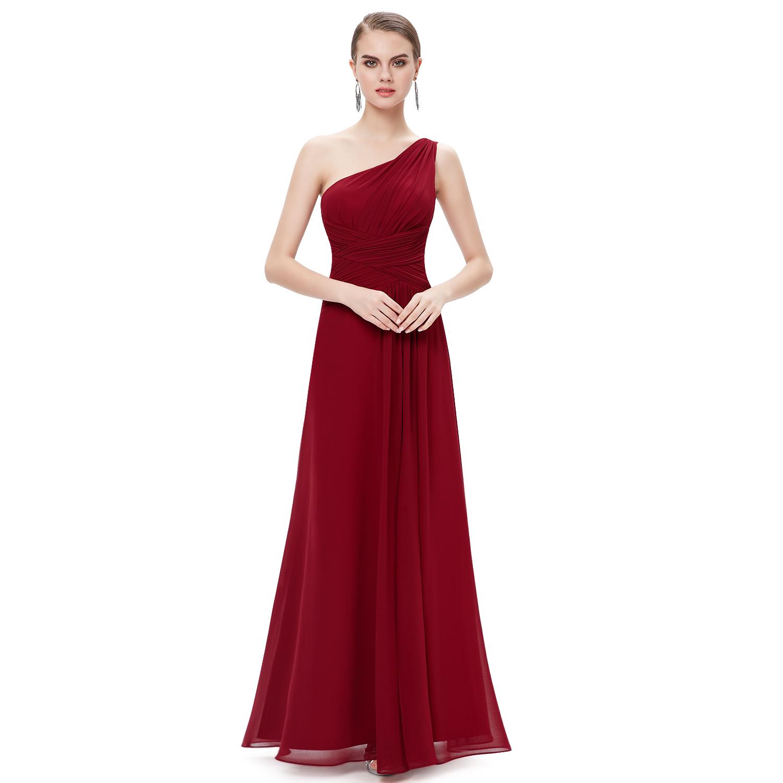 Hot one shoulder high slit formal evening party dresses bridesmaid hot one shoulder high slit formal evening party ombrellifo Gallery