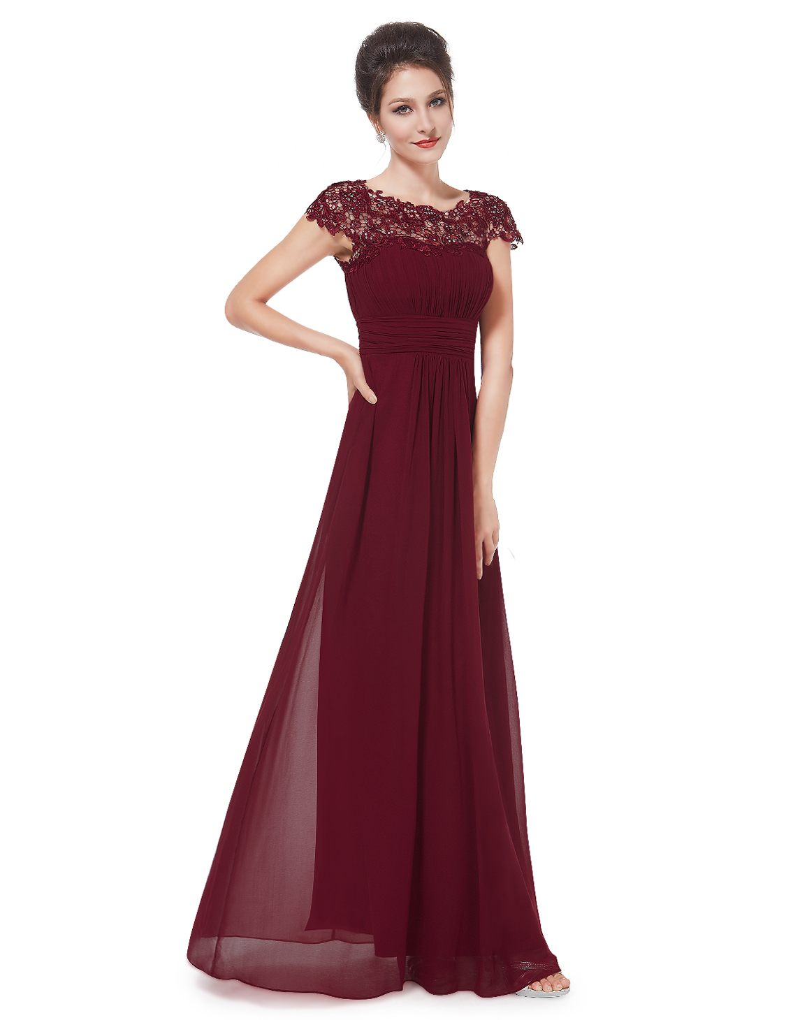 Ever-Pretty Lace Bridesmaid Dress Clearance Evening Gowns Party ...