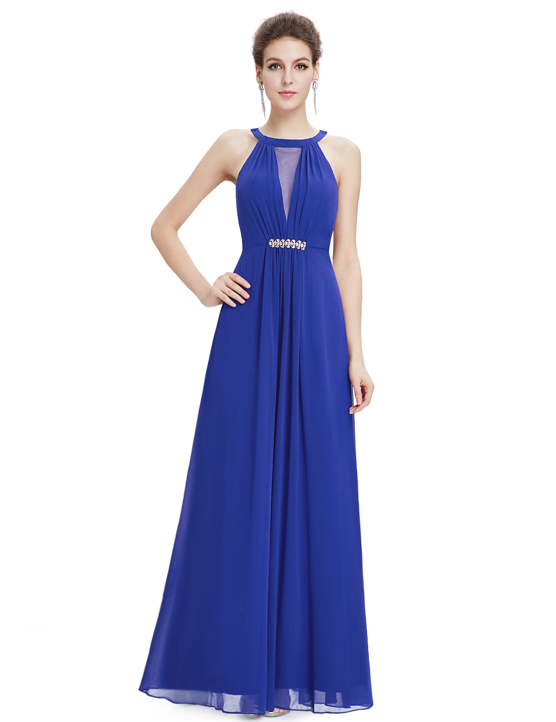 Lace-Sleeveless-Straps-V-Neck-Long-Prom-Bridesmaid-Dresses-09995-Ever-Pretty