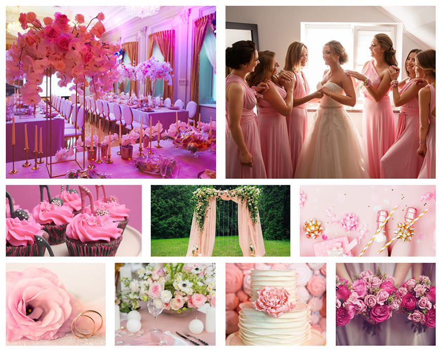 pink-themed-wedding